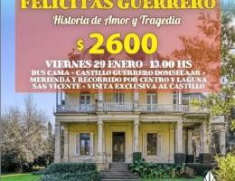 CASTILLO GUERRERO EN DOMSELAAR (SAN VICENTE)